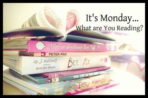 It's Monday! What are You Reading? Is a weekly meme by bookjourney.wordpress.com